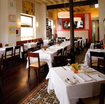 Author's Fusion Dinner at Rafael