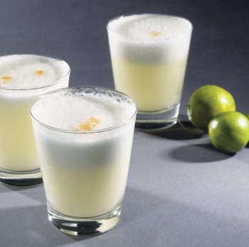 In Search of the Best Pisco Sour