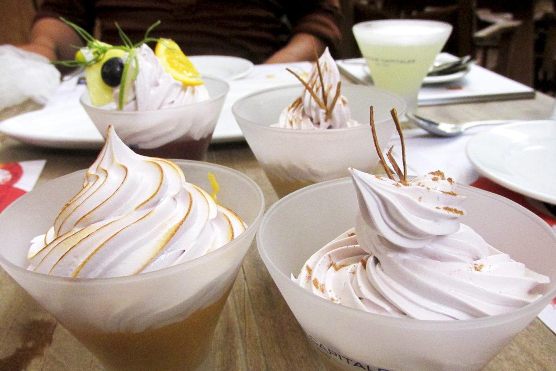 """A Traditional Peruvian Dessert: """"Suspiro a la Limeña"""""""