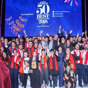 Peruvian Restaurants in San Pellegrino and Acqua Panna Latin America's 50 Best List