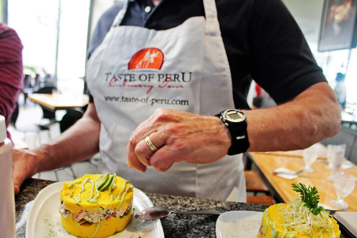 Peruvian Basic Cooking Class: What to Expect!