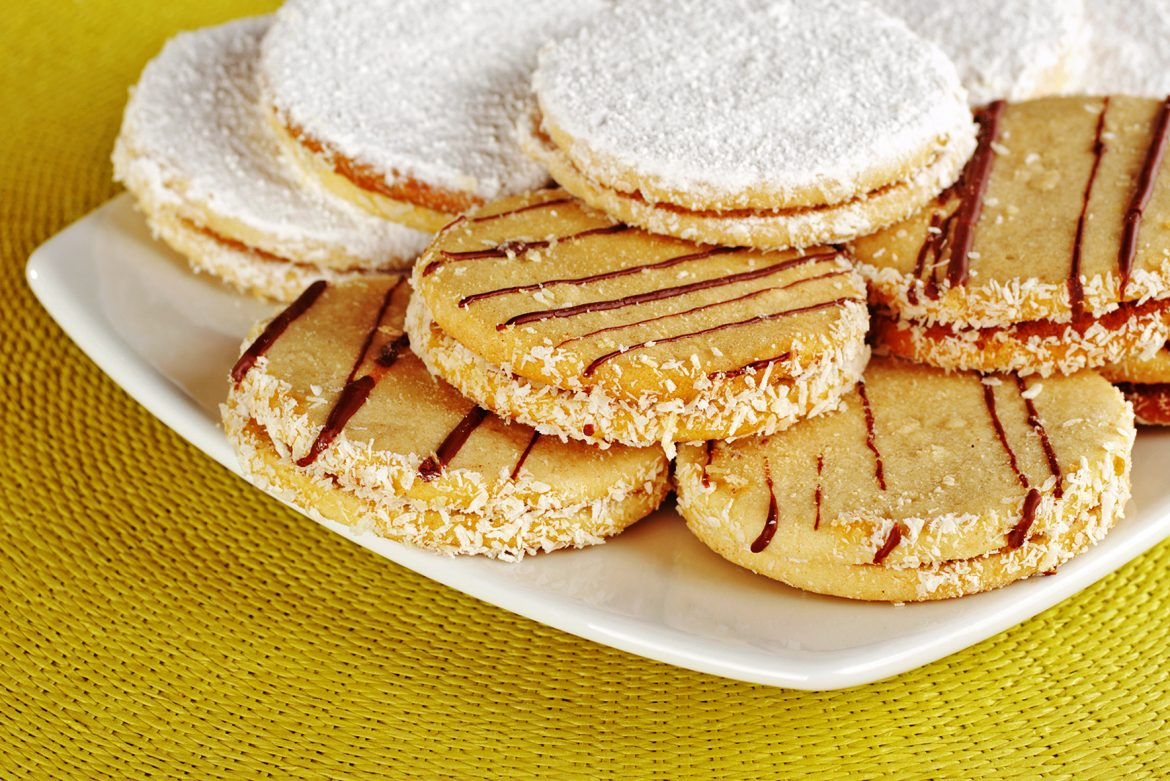 "Traditional ""Alfajores"" Recipe"