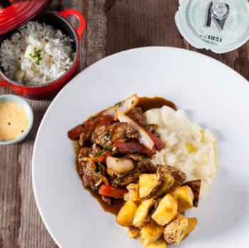 How to make a traditional and tasty Peruvian Lomo Saltado