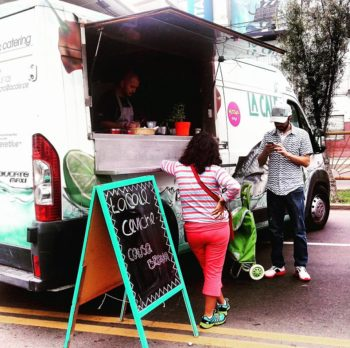 Top four food stalls in Lima