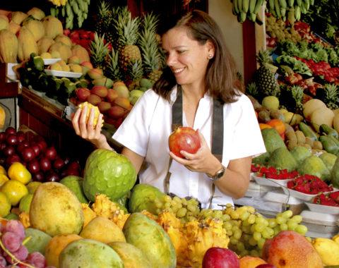 Market Visit and Fruit Festival