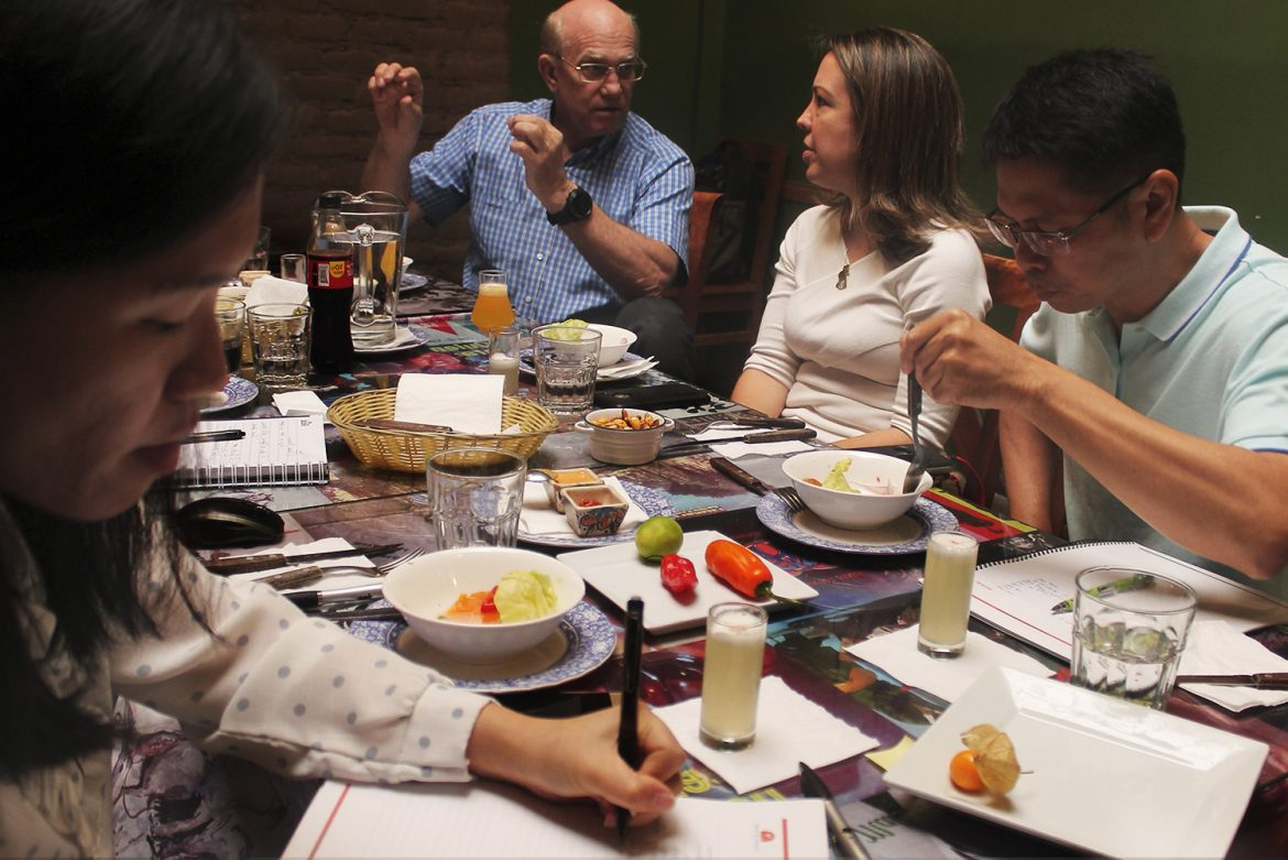 Tasting Traditional Dishes from Lima Region